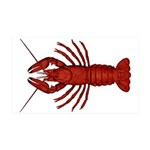 Crawfish 35x21 Wall Decal