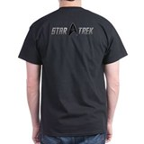 Star Trek silver T-Shirt