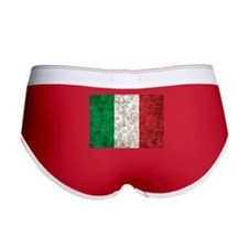 Italy Flag Women's Boy Brief