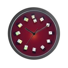 Cute Ann Wall Clock