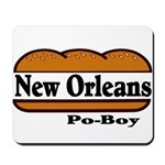 Poboy Mousepad