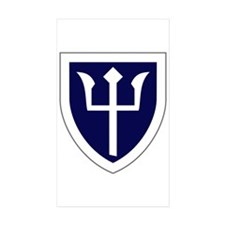 Trident Decal