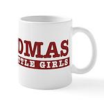 Grandmas Antique Little Girls Mug