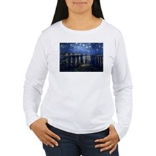Starry Night Over the Rhone T-Shirt