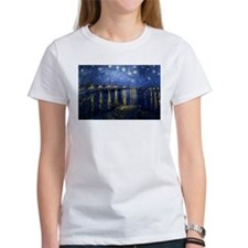 Starry Night Over the Rhone Tee