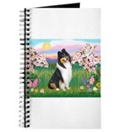 Blossoms / Collie (tri) Journal