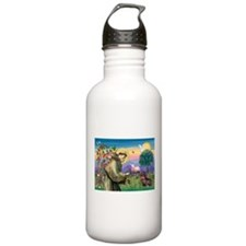St Francis Doxie Water Bottle