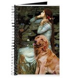 Cute Mirajean   golden retriever Journal