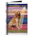 Blessed Golden Journal