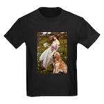 Windflowers & Golden Kids Dark T-Shirt