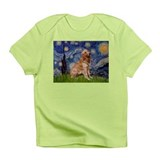 Starry / Golden (B) Infant T-Shirt