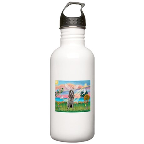 Angel Star /Spinone (12) (r) Stainless Water Bottl