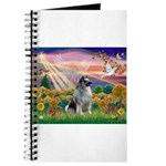 Autumn Angel/Keeshond Journal