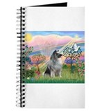 Cloud Angel & Keeshond Journal