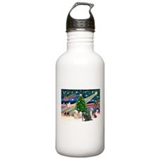 XmasMagic/3 Lhasas Water Bottle