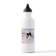 Papillon (#1) Angel Water Bottle