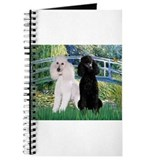 Bridge & Poodle Pair Journal