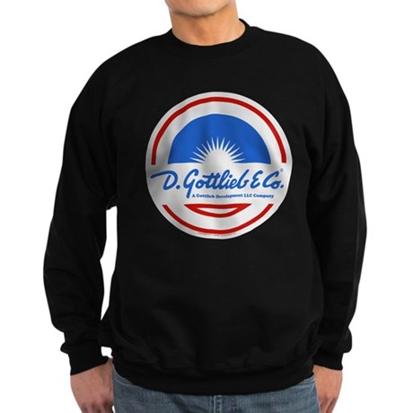 "Gottlieb® ""Sunburst"" Logo Sweatshirt (dark)"
