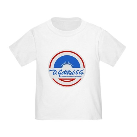 "Gottlieb® ""Sunburst"" Logo Toddler T-Shirt"
