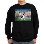 Guardian /Rat Terrier Sweatshirt (dark)