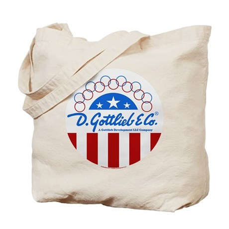 "Gottlieb® ""Stars & Stripes"" Logo Tote Bag"