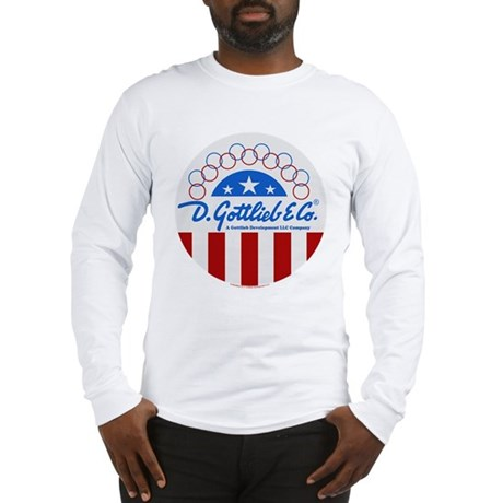 "Gottlieb® ""Stars & Stripes"" Logo Long Sleeve T"