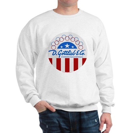 "Gottlieb® ""Stars & Stripes"" Logo Sweatshirt"