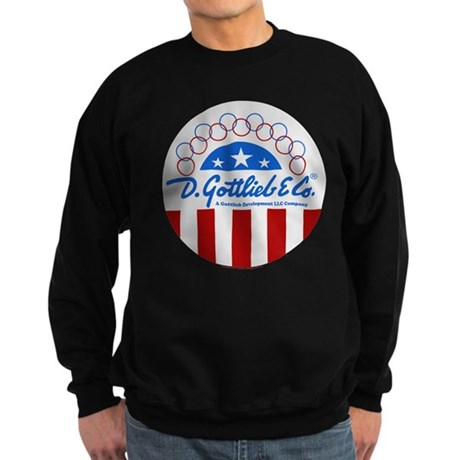 "Gottlieb® ""Stars & Stripes"" Logo Sweatshirt (d"