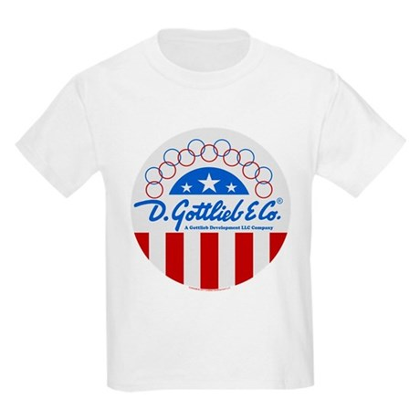 "Gottlieb® ""Stars & Stripes"" Logo Kids Light T-"
