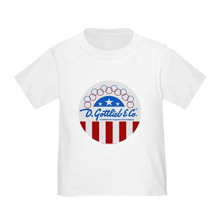 "Gottlieb® ""Stars & Stripes"" Logo Toddler T-Shi"
