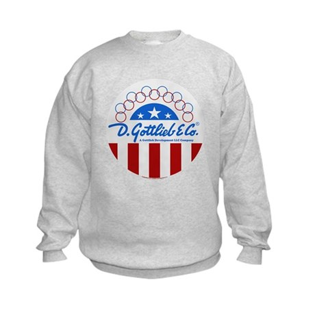 "Gottlieb® ""Stars & Stripes"" Logo Kids Sweatshi"