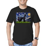 Starry Night Schnauzer T