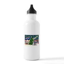 Xmas Magic & Min S Water Bottle