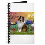 Sheltie in Fantasy Land Journal