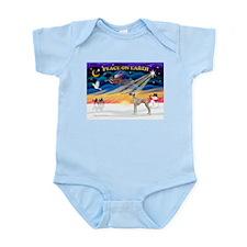 XmasSunrise/Sloughi Infant Bodysuit