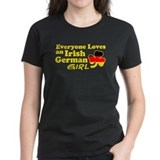 Irish German Girl Tee