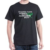 Irish Australian Boy T-Shirt