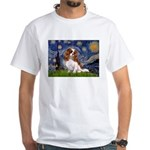 Starry Night Blenheim White T-Shirt