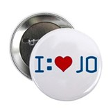 "I Heart Jo 2.25"" Button"