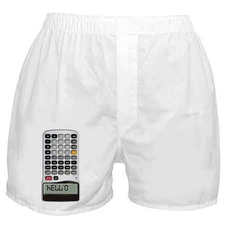 Digital Hello Boxer Shorts
