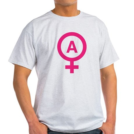 Alpha Female Light T-Shirt