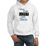 Get Lost With Ben Jumper Hoody
