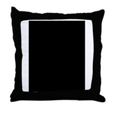 BusyBodies Throw Pillow