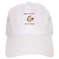 Hug A Painter! Baseball Cap