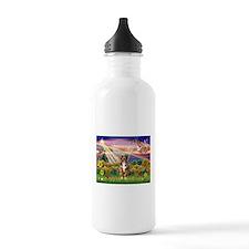 Autumn Angel / Aussie (rm) Water Bottle