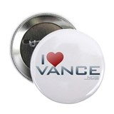 "I Heart Vance 2.25"" Button (10 pack)"