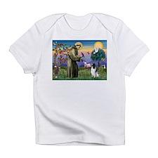 St Francis /English Springer Infant T-Shirt