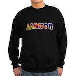 Rainbow & Shih Tzu Sweatshirt (dark)