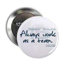 "Gibbs' Rules #15 2.25"" Button (100 pack)"