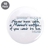 "Gibbs' Rules #23 3.5"" Button (10 pack)"